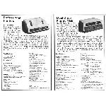 Commodore PET advert 1 pages 6 and 7
